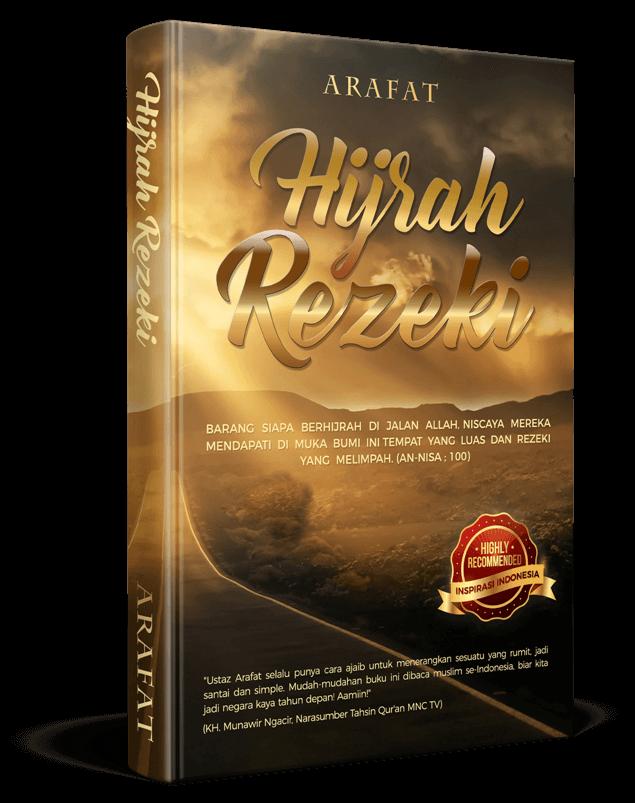 buku Magnet Rezeki karya Ustadz Arafat