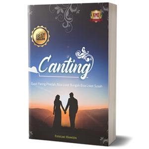 novel Canting karya Fissilmi Hamida Best Seller Nasional