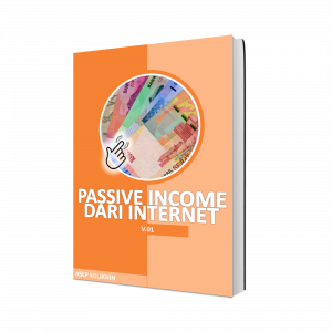 Passive income dari Internet